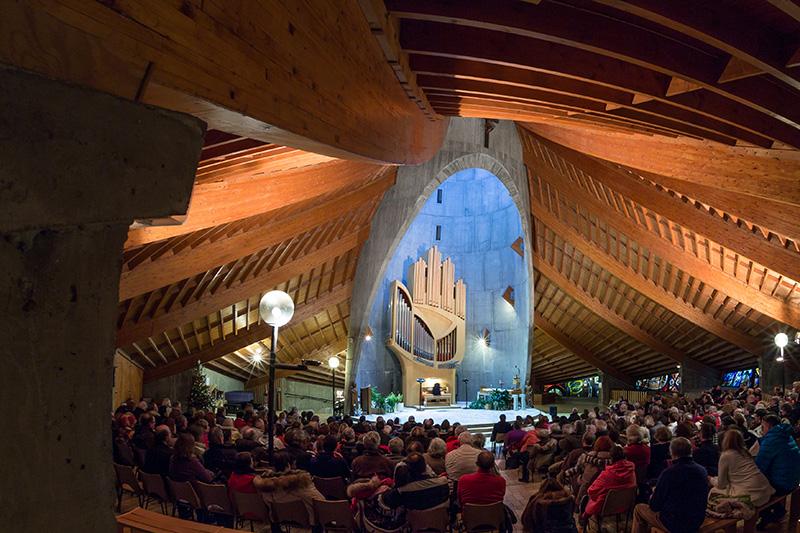 Eglise Notre Dame des Neiges, © Laurent Salino