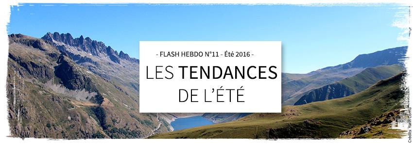 Les tendances de l 39 t 2016 espace presse - Tendance des journaux ...